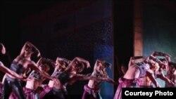 """Молдова. """"Монте Карло"""" балети."""