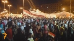 Protests Continue On Egypt's Tahrir Square