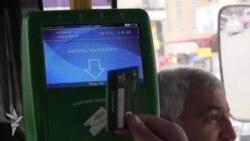 Avtobuslarda vahid kart sisteminə keçilərsə...