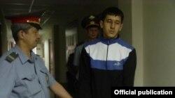 Azamatbek Yakubov - migrant from Uzbekistan in Ekaterinburg