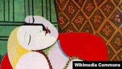 Azerbaijan-Marie-Thérèse Walter - model of Pablo Picasso - 18Dec2012