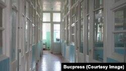 Pe holurile unui spital din Cernăuți