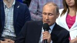 Путин на Медиафоруме независимых региональных и местных СМИ