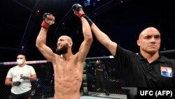Боец UFC Хамзат Чимаев