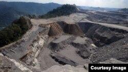 Вугільні розробки у штаті Вірджинія, США