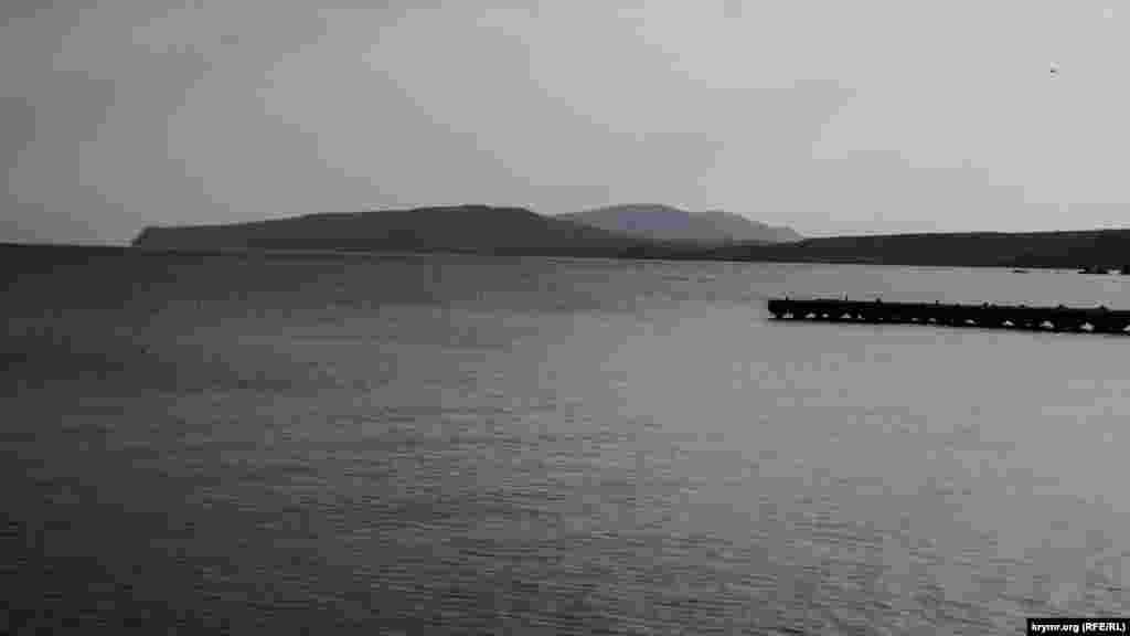 Краєвид на Меганом з набережної