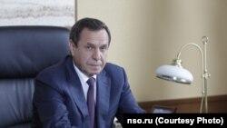 Губернатор Новосибирской области Владимир Городецкий.