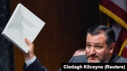 Сенаторот Тед Круз од Тексас