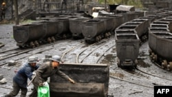 China's mining industry is widely regarded as the most dangerous in the world. (file photo)