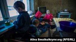 Аннексированное детство: как живет семья фигуранта «дела Хизб ут-Тахрир» (фотогалерея)