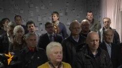 Форум «Палітвязьні Беларусі» пачаўся з хвіліны маўчаньня