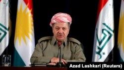 مسعود بارزانی، رئیس حزب دموکرات کردستان عراق