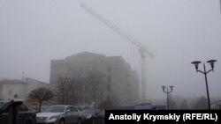 Цієї зими в Україні частіше бачать дощ і тумани, аніж сніг