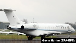Avion Bombardier E-11A Global Express