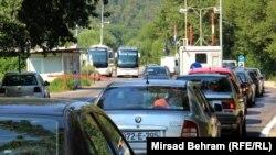 Prelaz Doljani između BiH i Hrvatske