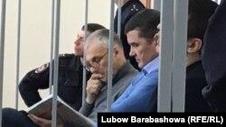 Судебное заседание по делу Александра Хорошавина