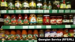 В немецкую лабораторию отправили не только грузинские, но и соусы, произведенные в других странах