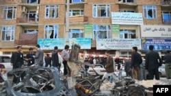 Kabul, 15. april 2012.