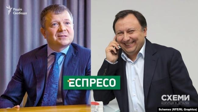 Родина Костянтина Жеваго і родина чинного народного депутата Миколи Княжицького співволодіють телеканалом «Еспресо»