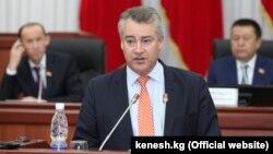 Бывший посол Великобритании в Кыргызстане Робин Орд Смит, которого, по данным СМИ, избрали бизнес-омбудсменом.