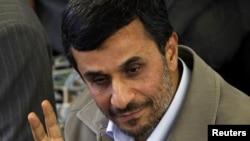 """Ахмадинежад сегодня во время празднования """"Дня Иерусалима"""" уверен, что """"Израилю не будет места в регионе"""""""