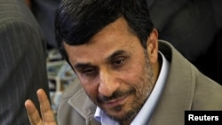 Махмуд Ахамдинеџад