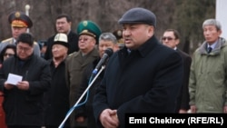 Кожобек Рыспаев.
