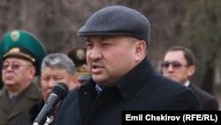Кожобек Рыспаев