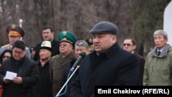 Кожобек Рысбаев.