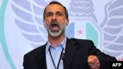 Moaz al-Khatib, Suriya milli müxalifət koalisiasının lideri