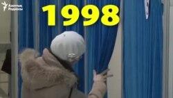 Тәуелсіз 25 жылдың бүтін бейнесі. 1998 жыл