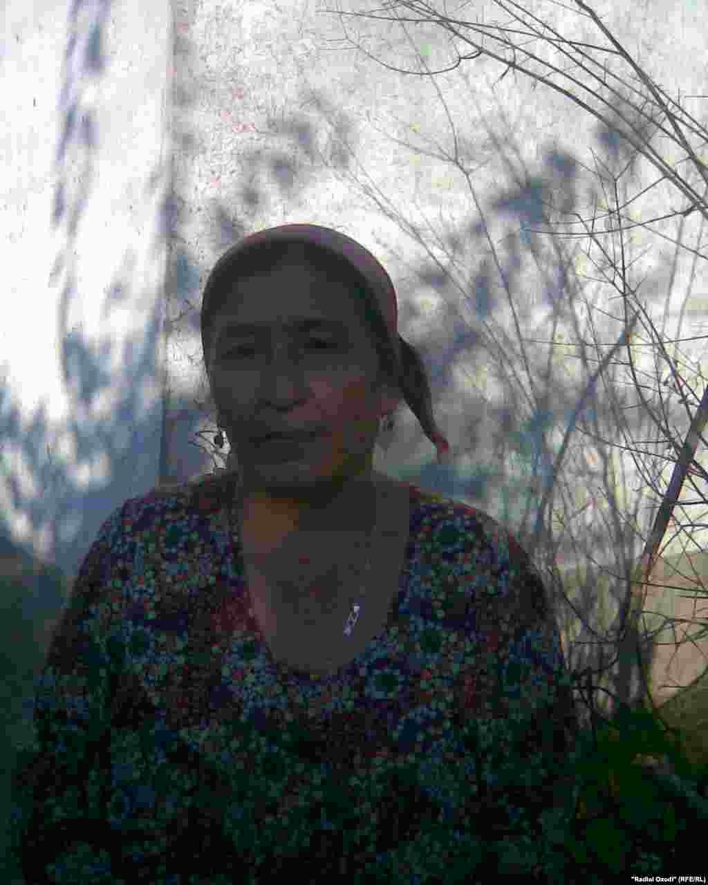 Чиннигул Азизова, учительница английского Дилшода