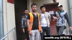 Өзбекстандын эмгек мигранттары