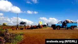 Побач з трасай Мамбаса-Найробі