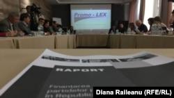 Masa rotundă organizată de Asociaţia Promo-Lex despre finanţarea partidelor politice