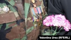 """Comemorarea războiului din 1992 la Memorialul """"Eternitatea"""" din Chișinău"""