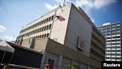Ambasada SAD u Tel Avivu