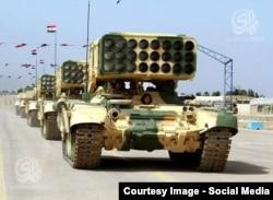 """Российские """"Солнцепеки"""", поставленные по контракту в Ирак"""