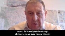 """Andrei Illarionov: """"Democratizarea nu apare din greșeală"""""""