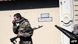 Проросійські сепаратисти, квітень 2015 року