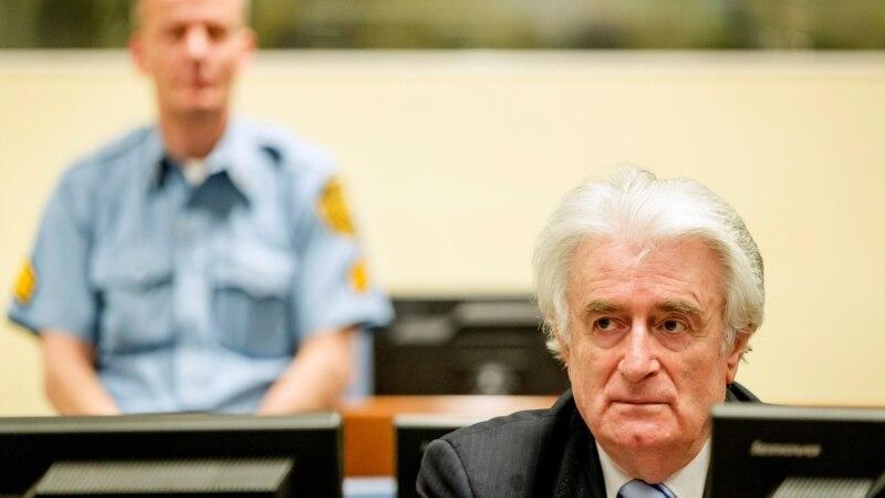 Relatives, Survivors Await Court Ruling On Karadzic Appeal