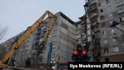 Пошукова операція в Магнітогорську триває вже понад три доби
