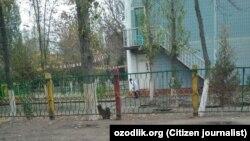 Детский сад №305 в Сергелийском районе города Ташкента.