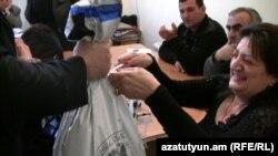 Քաղաքապետի ընտրություններ Արմավիրում, մարտ 20, 2011