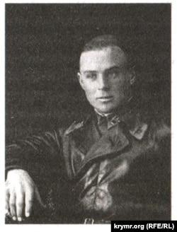 Емір-Усеїн Чалбаш, 1940 рік. Фото з архіву автора