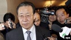 کیم کیه گوان، معاون وزیر خارجه کره شمالی