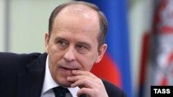 Александр Бортников, глава Федеральной службы безопасности (ФСБ) России.