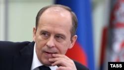 Александр Бортников, глава Федеральной службы безопасности России.