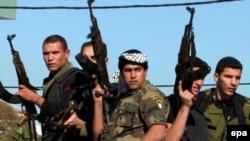Вооруженные силы обеих палестинских группировок временно покинули улицы Газы