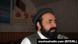 د افغانستان د قومونو او سرحدونو وزارت مرستيال يعقوب احمدزی
